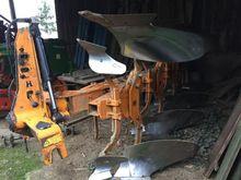 1993 Huard MASTER 120 Plough