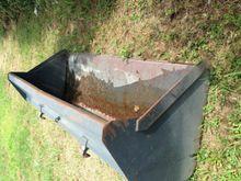 Manip BM 210 Bulk bucket