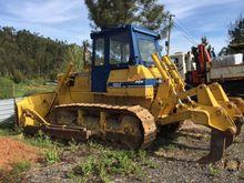 1989 Komatsu D65E Track bulldoz