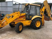1996 JCB 3CX Rigid Backhoes