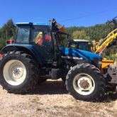 2000 New Holland TS135 Farm Tra