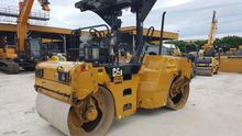 2008 Caterpillar CB-434D Single