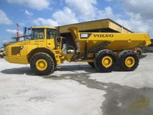 2005 Volvo A35D Articulated Dum