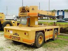 1985 Grove AP308 Mobile Cranes