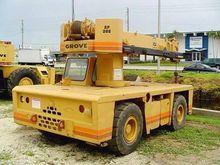 1985 Grove AP308 Mobile Cranes