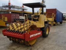 2008 Dynapac CA150D Single drum