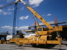 1989 Grove RT745 Mobile Cranes