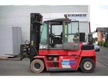 Used 2000 Kalmar DCE
