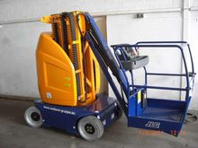 Used 2011 JLG Toucan