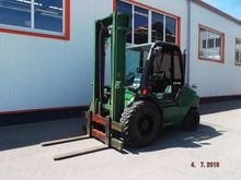 Used 1993 Manitou MS