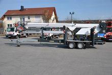 2013 PAUS PTK 31 mobile crane