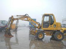 Used Komatsu Excavat