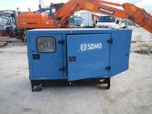 Used Sdmo Generators