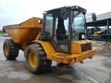Used Hydrema Dumpers