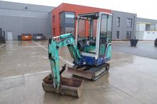Used Ihi Excavators