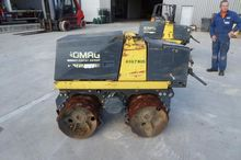 Used Bomag Compactor