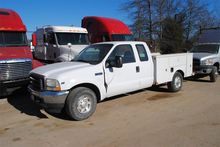 Used 2002 FORD F350