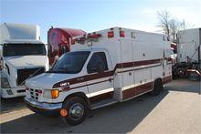 2003 FORD E450
