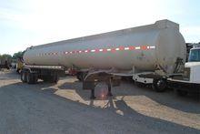 1980 POLAR 9050 gallon tank
