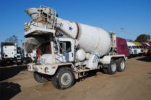 Used Terex Concrete Mixer Trucks for sale  Terex equipment