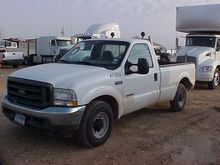 2004 FORD F250 XL SD