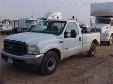 2004 FORD F250 XL SD