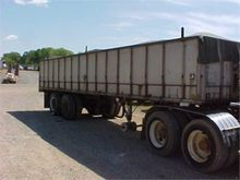 1970 FRUEHAUF 36 FT FLAT BOTTOM