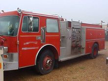 1986 PIERCE HEAVY DUTY RESCUE P