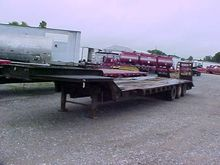 1990 HOMEMADE 40 TON TRI AXLE