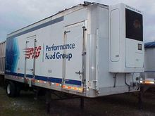 2008 KIDRON 28 FT PUP REEFER