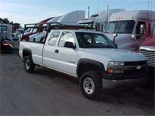 2002 CHEVROLET 2500HD