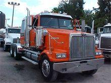 2006 WESTERN STAR 4900FA