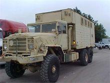 1986 AM GENERAL M934A2