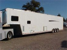 2007 ROYAL 45 FT RACE TRAILER/L