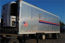 2007 KIDRON 28 FT PUP REEFER