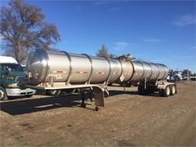 2003 POLAR 5000 GALLON TANK