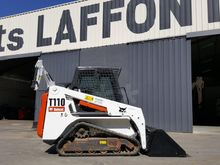 2014 Bobcat T110 Crawler Loader