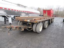 2003 Titan 38'LUGGER TRAILER TI