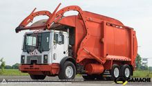 Used 2007 MACK FRONT