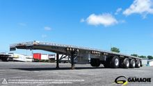 2008 REITNOUER 53'FLAT BED REIT