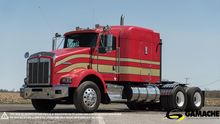 2005 KENWORTH T-800 HIGHWAY