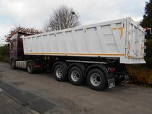 Used 2015 TSR Tipper