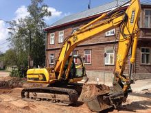 2006 JCB JS220LC GROUNDWORKER