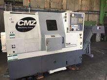 2008 CNC Lathe CMZ model TL-20