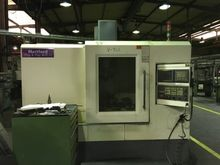 CNC Vertical Machining Center H