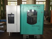 CNC Vertical Machining Center D