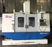CNC Vertical Machining Center D