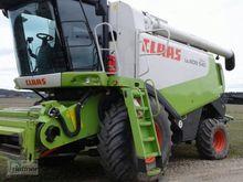 2007 CLAAS Lexion 540