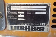 2010 LIEBHERR R954C-SHD