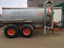 2008 Moga 10000L Liquid manure